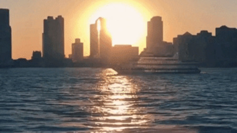 New York City Nyc GIF by Chris Cubellis - Find & Share on GIPHY