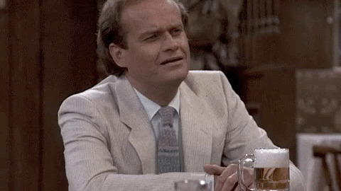 Kelsey Grammer No GIF by CBS All Access - Find & Share on GIPHY