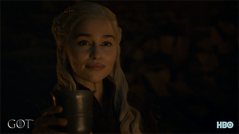 Emilia Clarke Hbo GIF by Game of Thrones - Find & Share on GIPHY