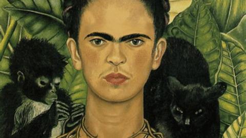 Frida Kahlo Art GIF - Find & Share on GIPHY