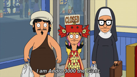 Tina Belcher Animation GIF by Bob's Burgers - Find & Share on GIPHY